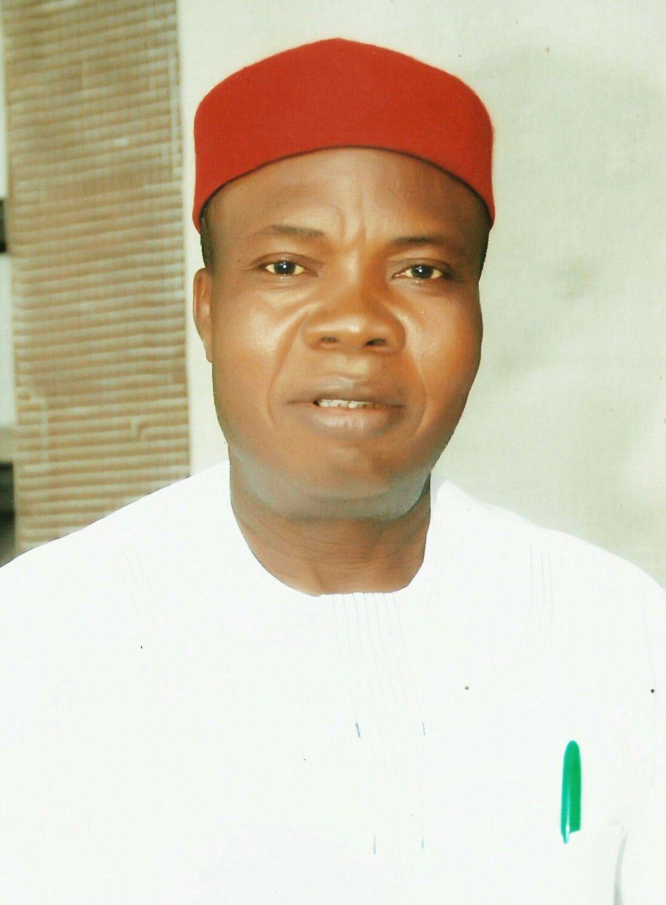 Lawrence Egun Onyeche
